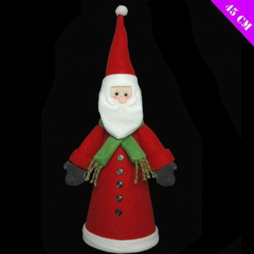 45cm Cute Santa Door Greeter Christmas Decoration
